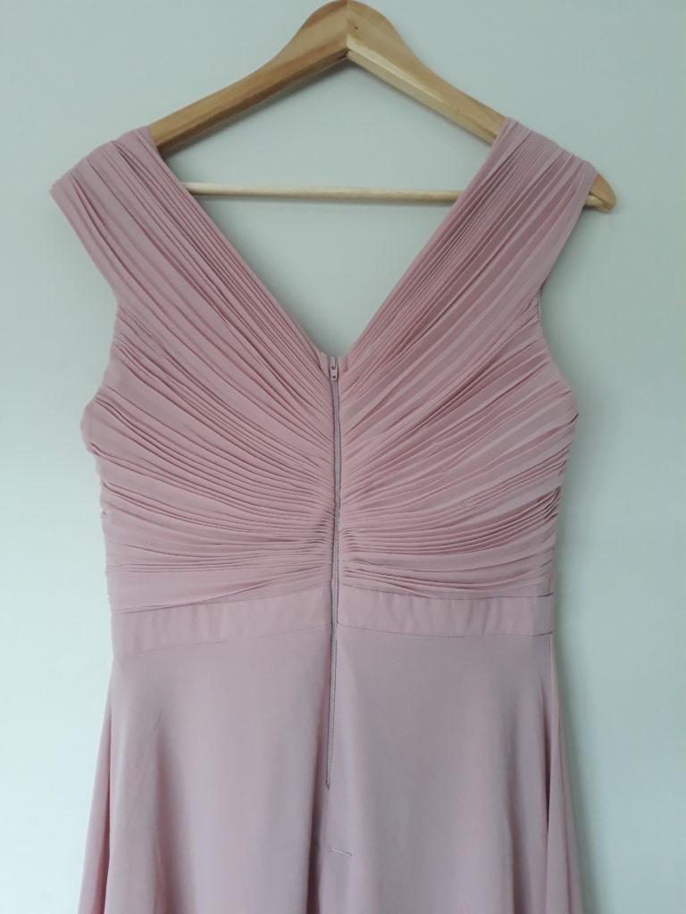 La robe de demoiselle d'honneur